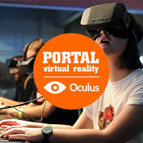 Виртуальная реальность OCULUS RIFT
